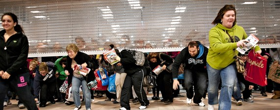 Black Friday is the most anticipated shopping day of the year./ Courtesy of NY Daily News.com/